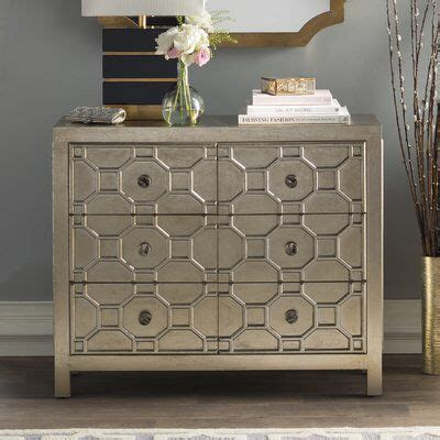 Mohnish 6 Drawer Accent Chest