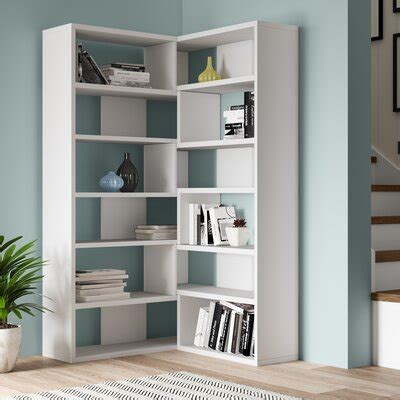 Mollie Corner Unit Bookcase