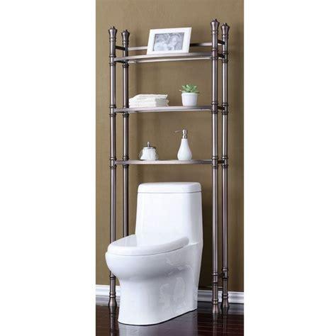 Monaco 26 W x 70.25 H Over the Toilet Storage