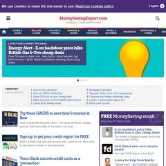Money Expert Credit Card Balance Transfer Credit Cards Moneysavingexpert Our Top Picks