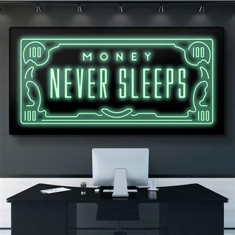 Read Books Money Never Sleeps Online