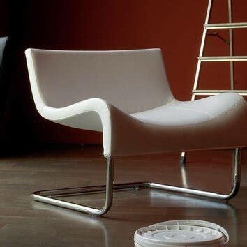 Mono Eco Leather Lounge Chair