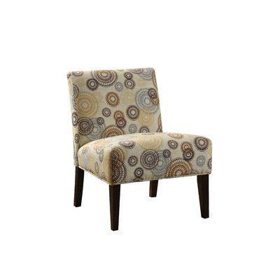 Montero Slipper Chair