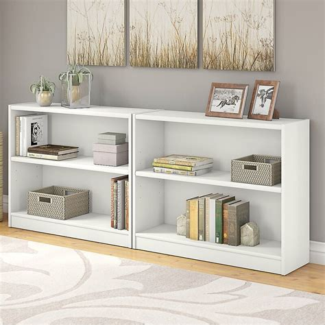 Morrell Standard Bookcase (Set of 2)