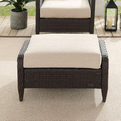 Mosca Ottoman with Cushion
