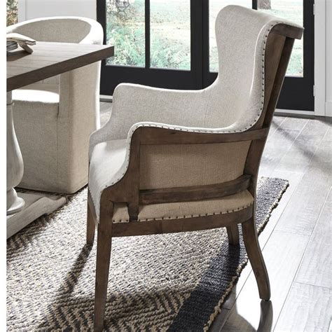 Mose Curved Armchair