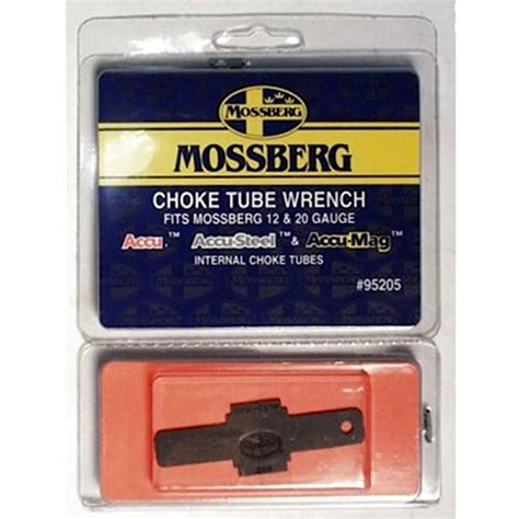 Mossberg Choke Tube Wrench  Ebay.