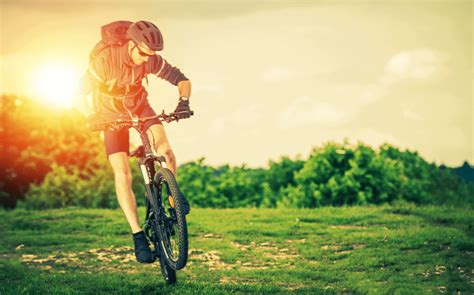 mountain biking for weight loss