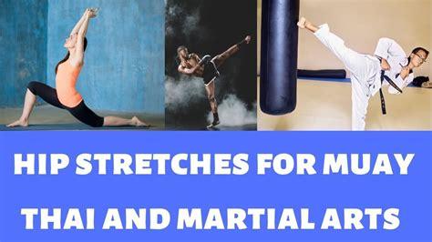 muay thai hip flexor strengthening programmes definition
