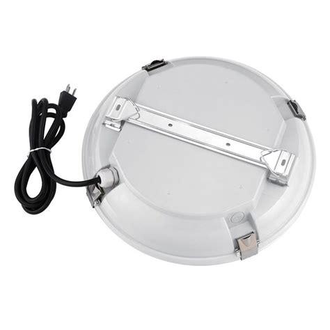 Mullen 2-Light Plug-In Flush Mount