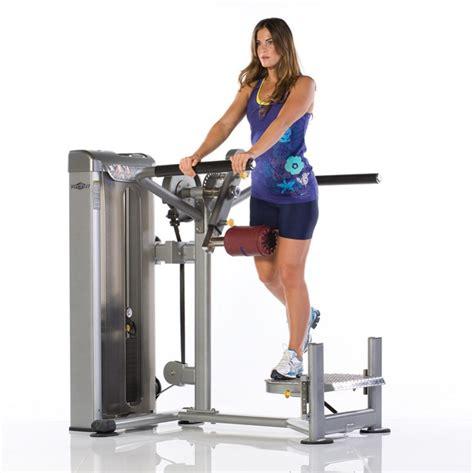 multi hip flexor machine at gym