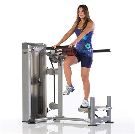 multi hip flexor machine exercise