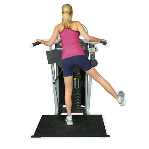 multi hip flexor machine standing leg