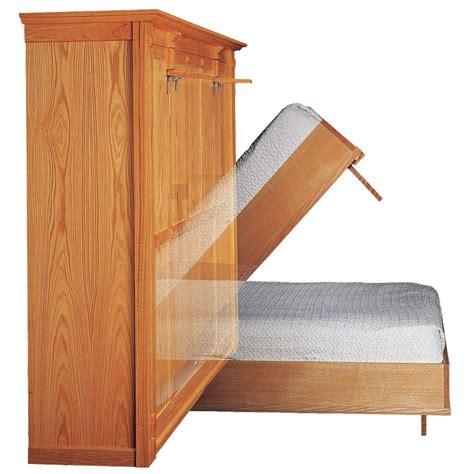 Murphy Bed Plans Queen
