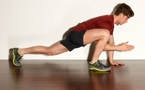 muscle wasting from hip flexor problems in runner's world store