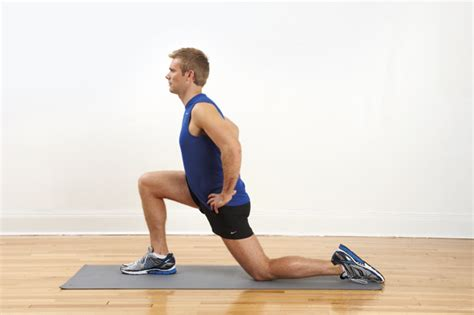 muscle wasting from hip flexor problems in runner's world subscription