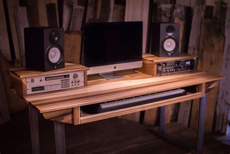 Music Studio Desk Design