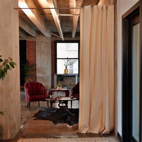 Muslin Room Divider