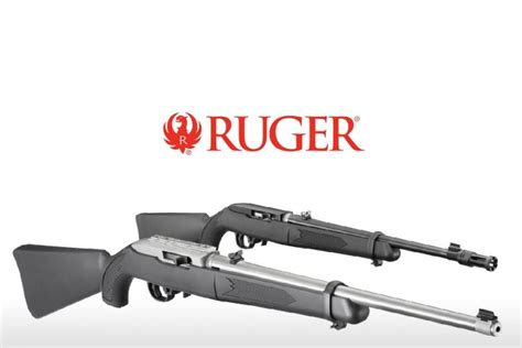 Ruger-Question Must Upgrades For Ruger 10 22.