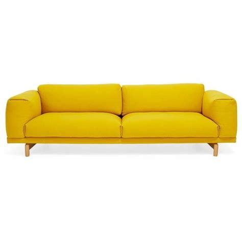 Muuto Yellow Sofa
