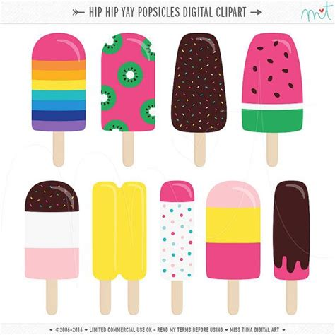 my hip flexor popsicles clipart free