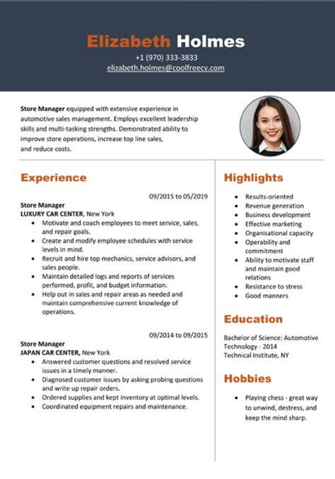 my resume builder reviews online cv builder and professional resume cv maker visualcv