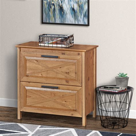Nadler 1 Drawer 2 Door Cabinet