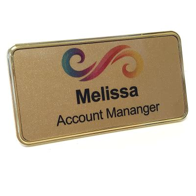 Helzberg Credit Card Capital One Name Badges Inc Personalized Custom Name Tags