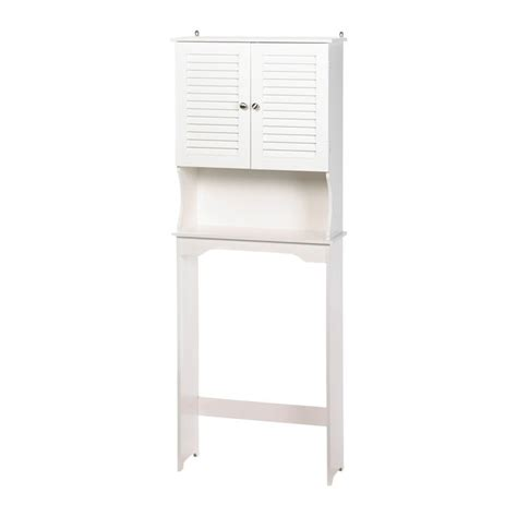 Nantucket Free Standing 23 W x 62 H Over the Toilet Storage