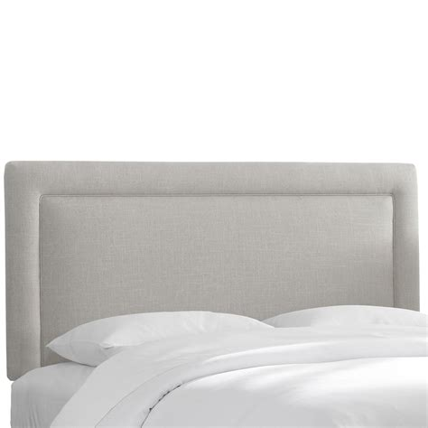 Napa Upholstered Panel Headboard by A&J Homes Studio