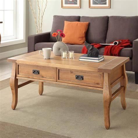 Naperville Coffee Table with Storage