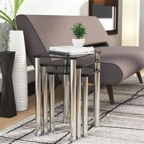 Natale 3 Piece Nesting Tables