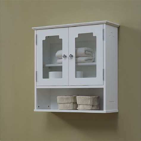 Natural Beauty 23.63 W x 23.63 H Wall Mounted Cabinet
