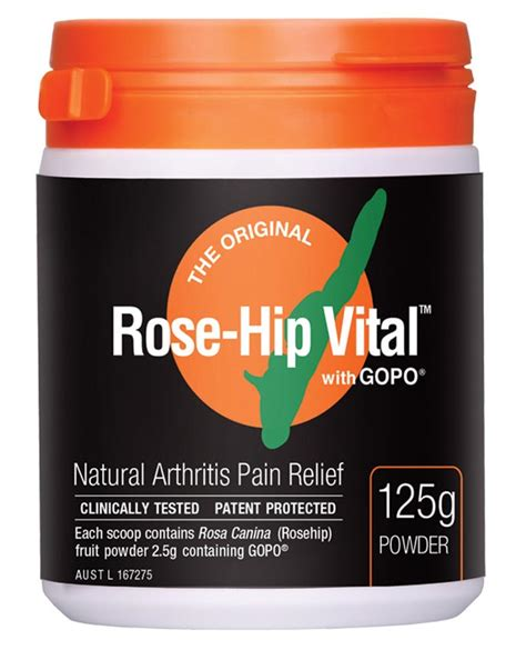 natural pain relief for hip osteoarthritis