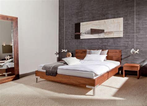 Naturmöbel Bett