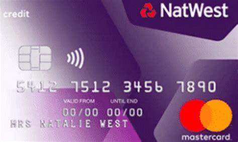 Natwest Credit Card Atm Charges Compare Natwest Credit Cards For October 2018 Finder Uk
