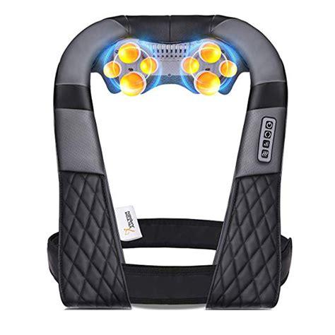 neck and back massage machine