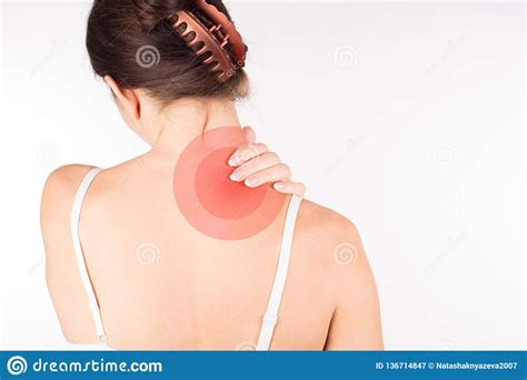 neck pain and muscle spasms in arm