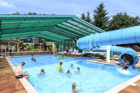 Nederland Camping Met Overdekt Zwembad