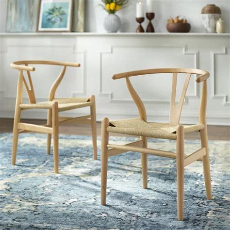 Neerav Solid Wood Dining Chair (Set of 2)