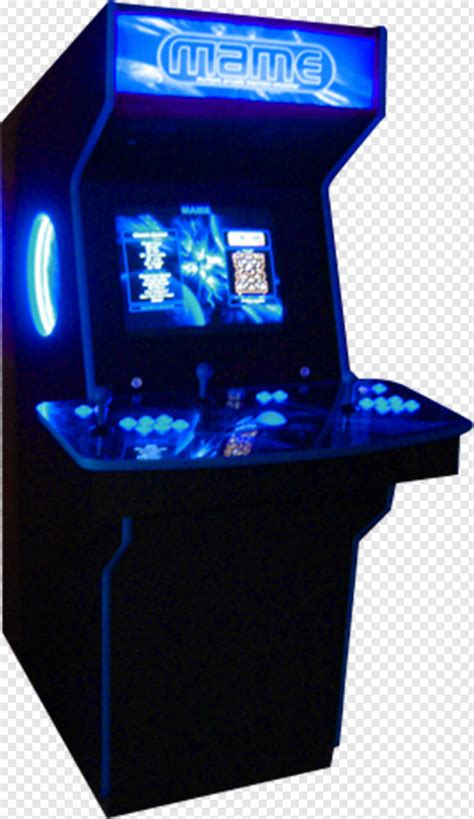 Neon Mame Cabinet Plans