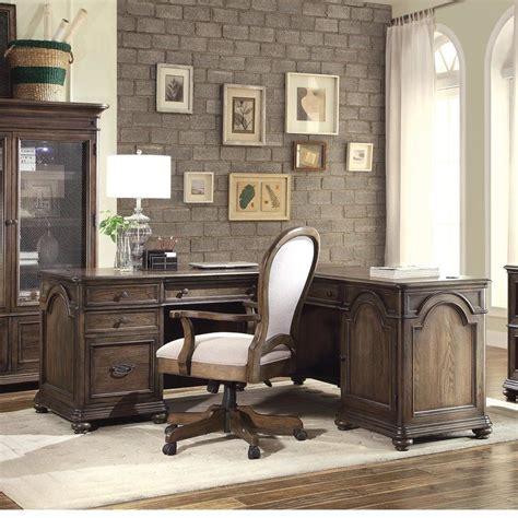 Nesbitt Executive Desk with Return