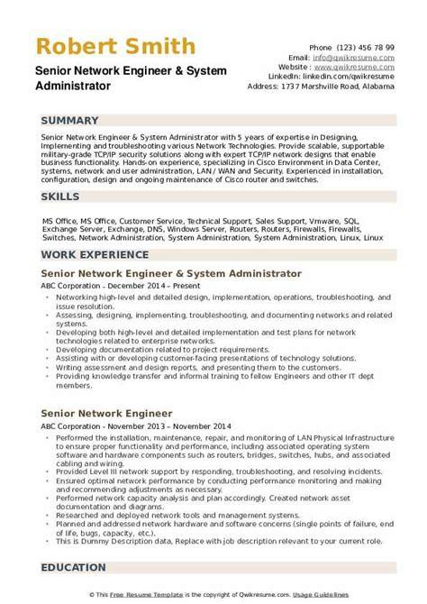 network consultant resume sample medicare claim header form