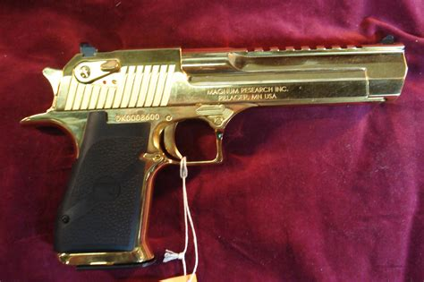 Desert-Eagle New 50 Caliber Desert Eagle For Sale.