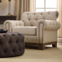 New Britain Scroll Armchair