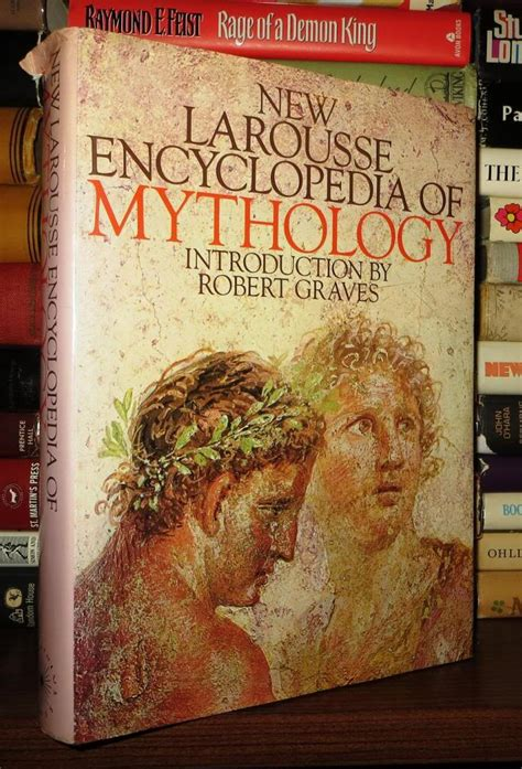 Read Books New Larousse Encyclopedia of Mythology Online