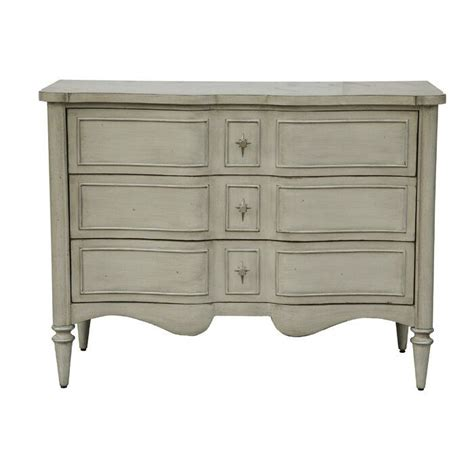 New Salem 3 Drawer Accent Chest