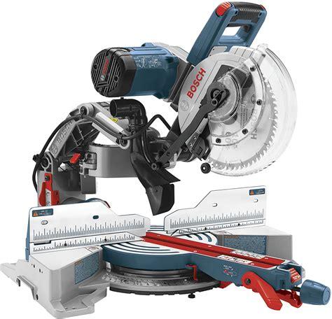 New Bosch Miter Saw
