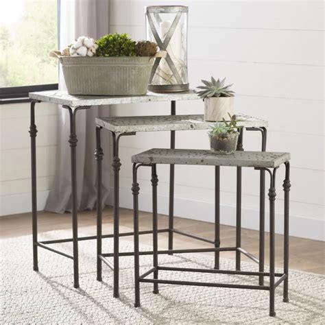 Newburg 3 Piece Nesting Tables