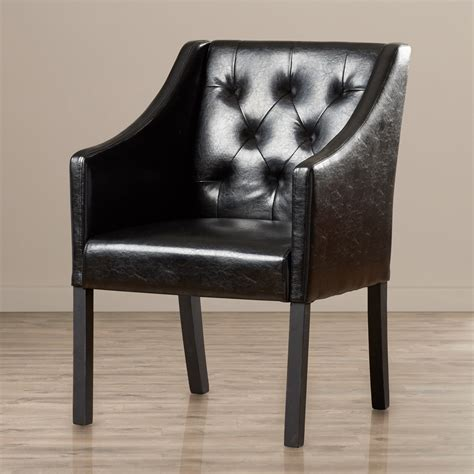 Newton Tufted Armchair